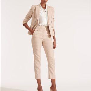 NWT Veronica Beard suit set blazer & renzo pant 4